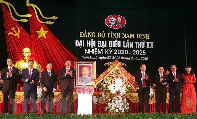 Nam Dinh phan dau den nam 2030 la tinh phat trien kha cua ca nuoc hinh anh 1