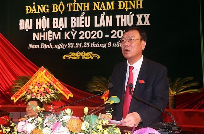 Nam Dinh phan dau den nam 2030 la tinh phat trien kha cua ca nuoc hinh anh 3