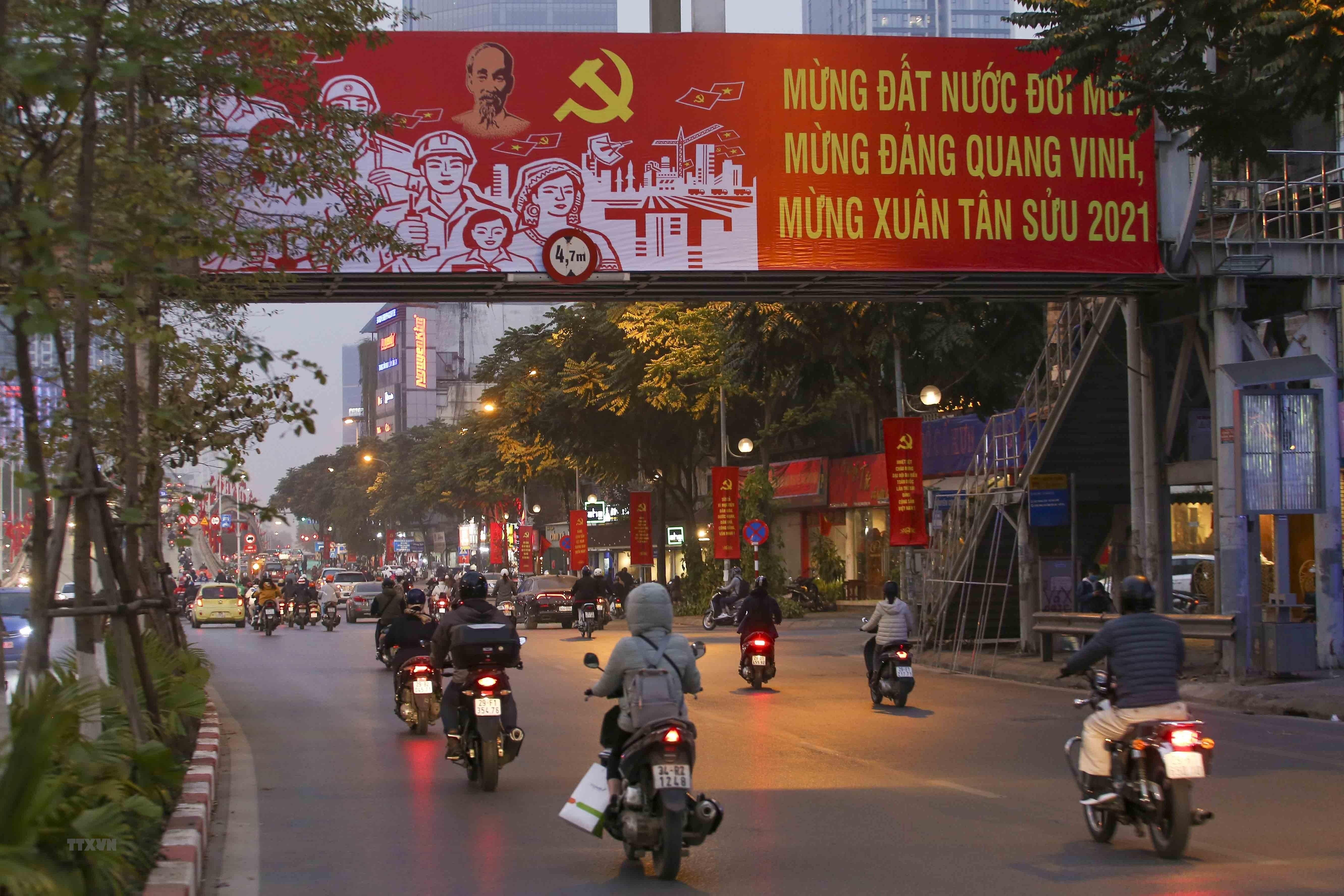 Dai hoi XIII cua Dang: San sang cho Ngay hoi lon cua dat nuoc hinh anh 1