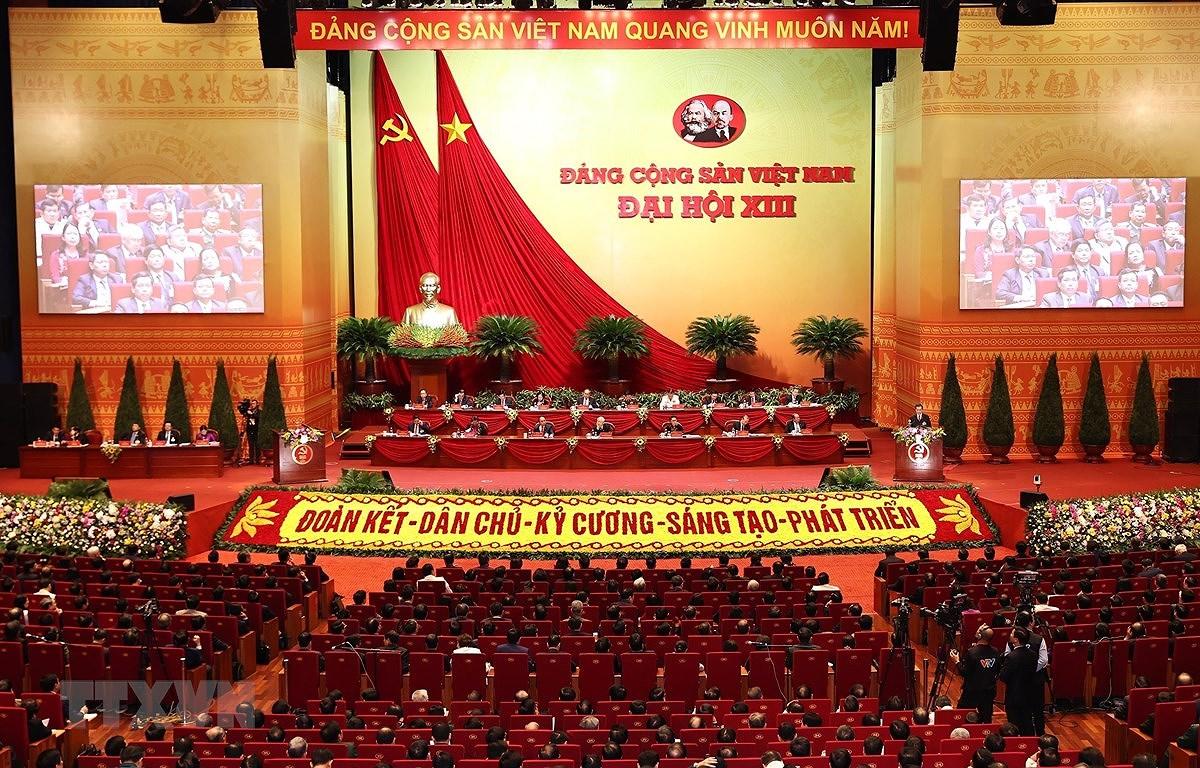 Bao Nga: Dai hoi XIII cua Dang xac dinh tuong lai cua Viet Nam hinh anh 1