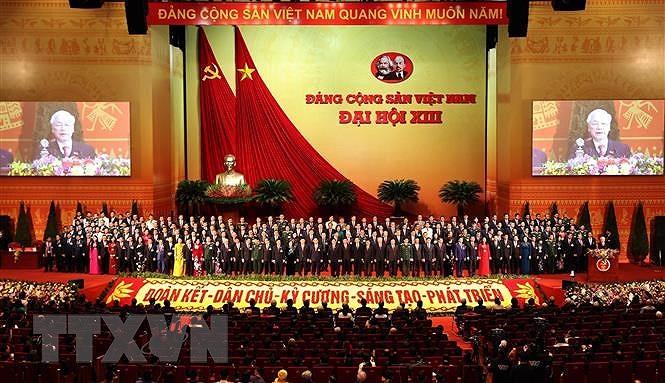 Thuc hien thang loi Nghi quyet Dai hoi XIII cua Dang hinh anh 1