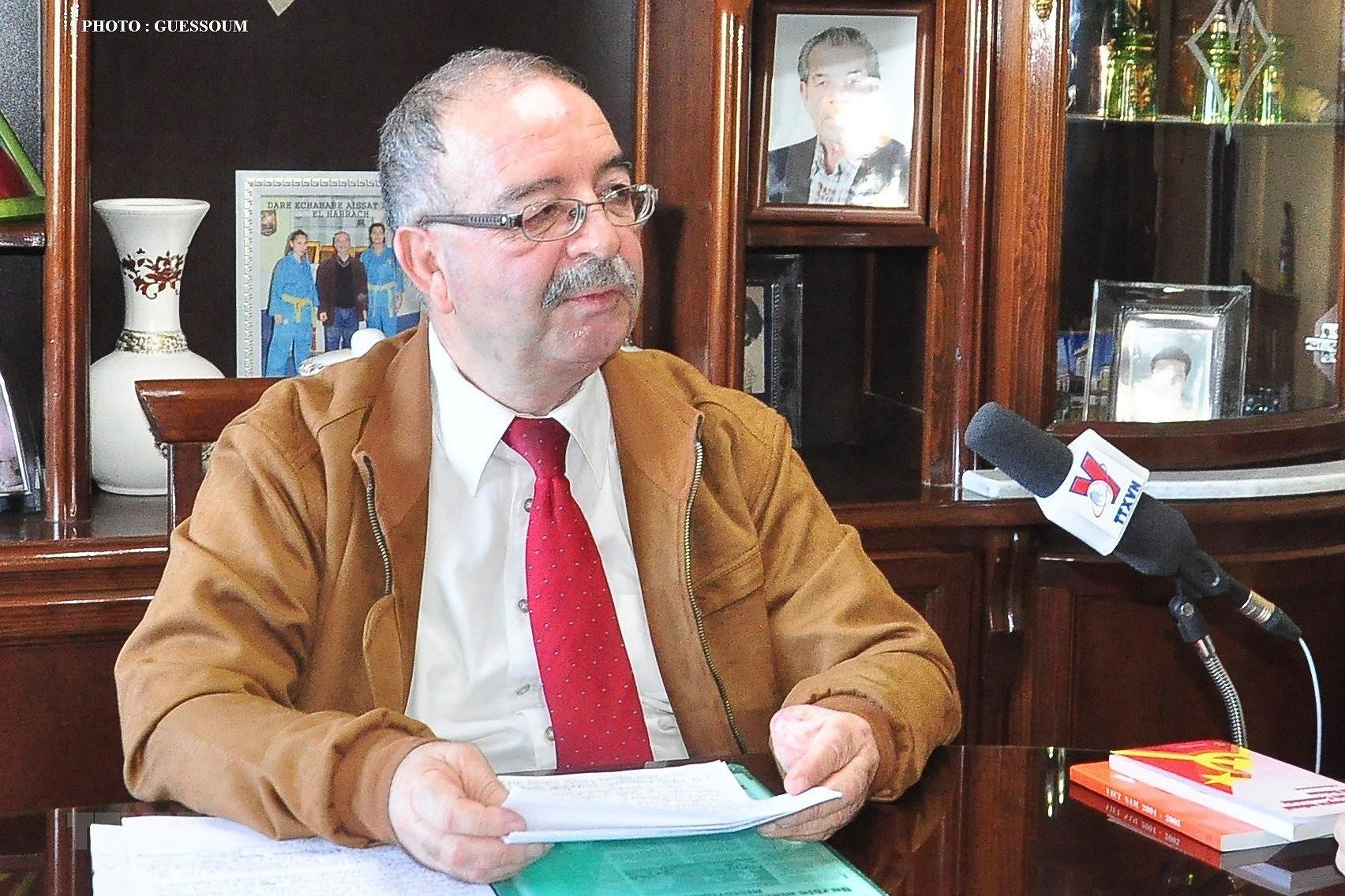 Hoc gia Algeria: Dai hoi XIII la buoc ngoat lich su voi Viet Nam hinh anh 1