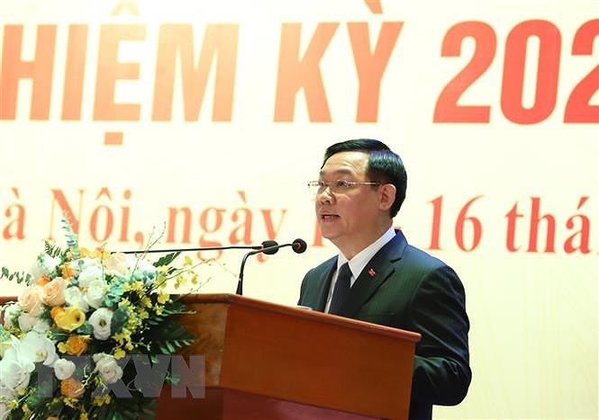 Den 2025, DHQG Ha Noi phan dau vao nhom 500 dai hoc hang dau the gioi hinh anh 1