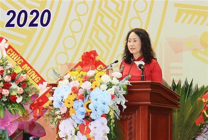 Truong ban to chuc Trung uong chi dao Dai hoi Dang bo tinh Lang Son hinh anh 1