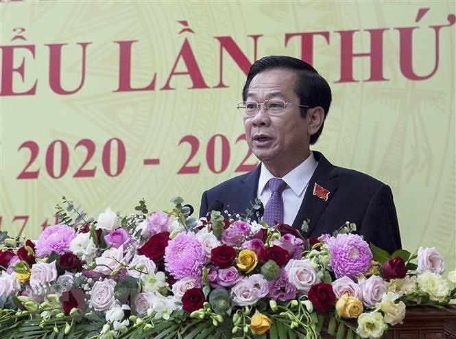 Be mac Dai hoi Dang bo tinh Kien Giang lan thu XI, nhiem ky 2020-2025 hinh anh 1