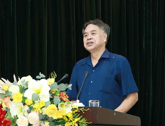 Tien toi Dai hoi XIII: 6 diem noi bat cua Du thao Bao cao chinh tri hinh anh 1
