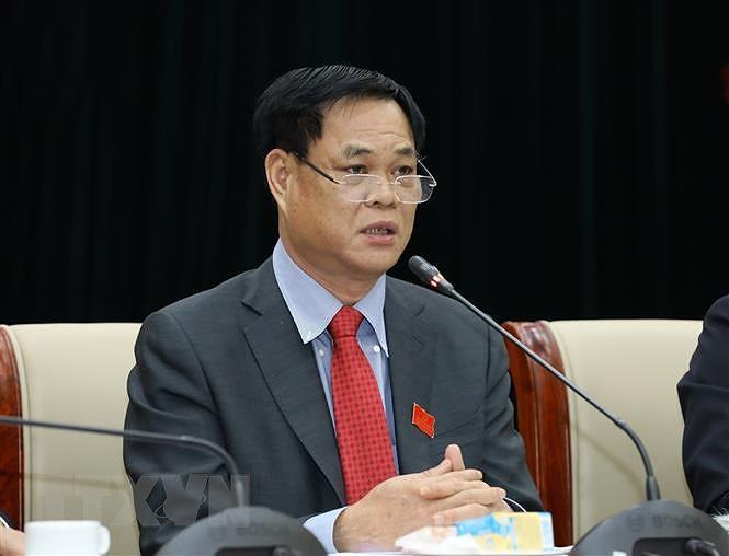 Dang bo Khoi cac co quan TW: Tham muu, chu dong tham gia Cach mang 4.0 hinh anh 1