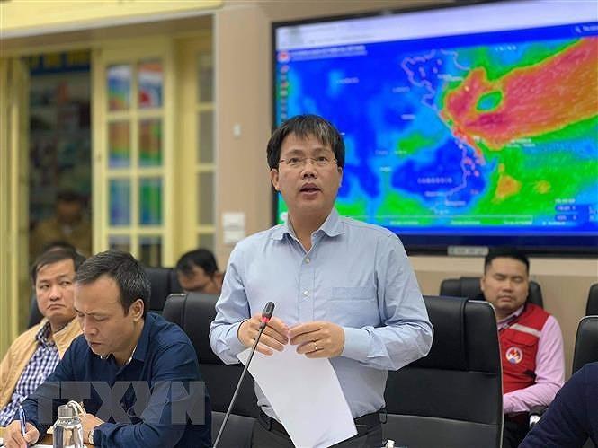 Dai hoi XIII cua Dang: Nang cao nang luc ung pho voi bien doi khi hau hinh anh 2