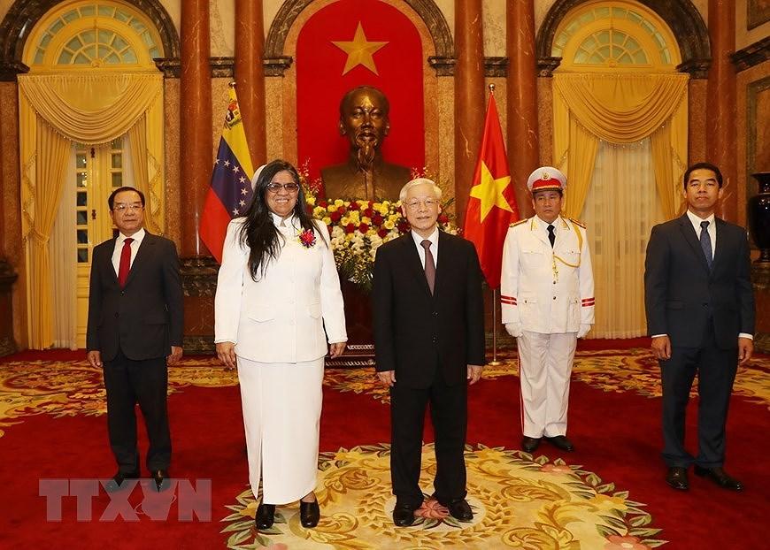 Dai su Venezuela tai Viet Nam: Dai hoi XIII - chia khoa cua tuong lai hinh anh 2