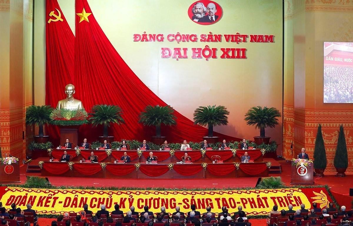 De Nghi quyet Dai hoi XIII cua Dang 'tham sau' vao cuoc song hinh anh 1