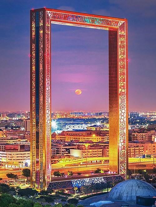 """组图:岘港市金桥被列入""""世界新奇迹""""名单 hinh anh 4"""