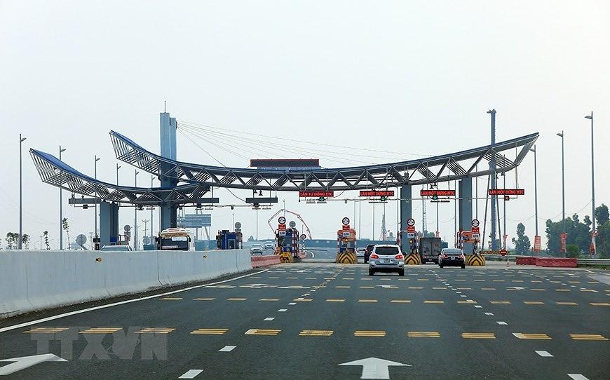 组图:海防-广宁高速公路:连接经济三角区经济三角发展的轴线 hinh anh 4