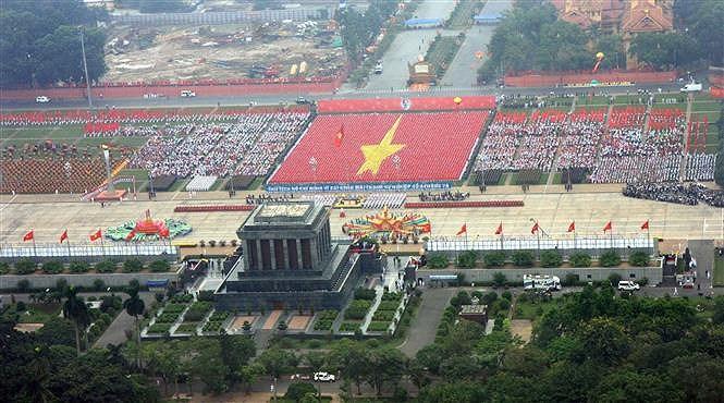 组图:9·2国庆节76周年:越南民族建国卫国史上的光辉里程碑 hinh anh 3