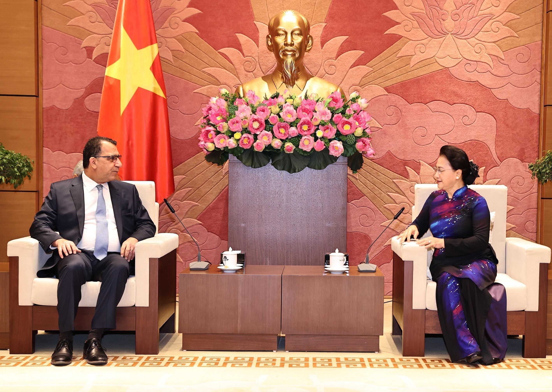 组图:越南智利建交50周年:全面伙伴关系日益向前迈进 hinh anh 1