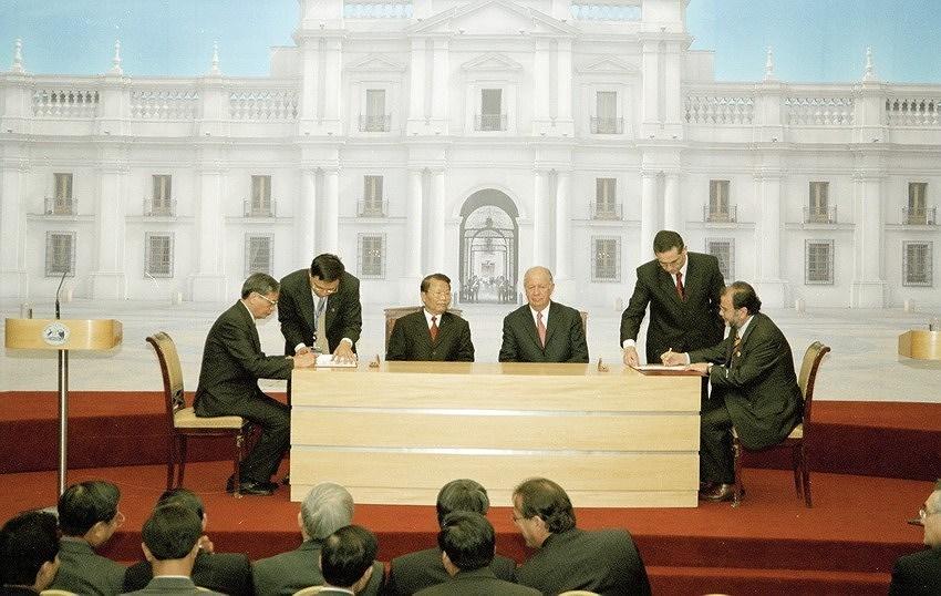 组图:越南智利建交50周年:全面伙伴关系日益向前迈进 hinh anh 10