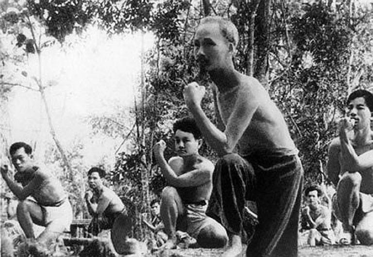 组图:越南体育70周年:为建设越南体育强国多作贡献的运动员 hinh anh 11