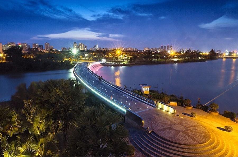 组图:胡志明市——越南经济发展火车头 hinh anh 6