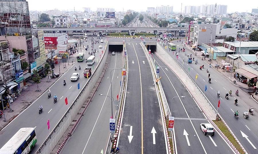 组图:胡志明市——越南经济发展火车头 hinh anh 7