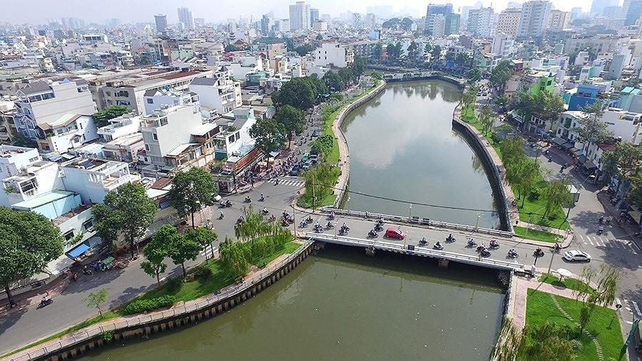 组图:胡志明市——越南经济发展火车头 hinh anh 3