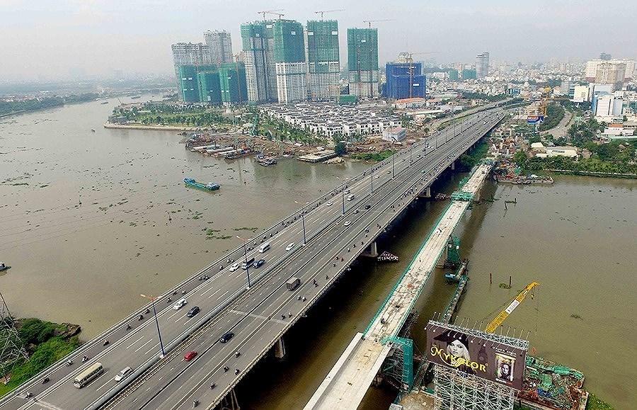 组图:胡志明市——越南经济发展火车头 hinh anh 5