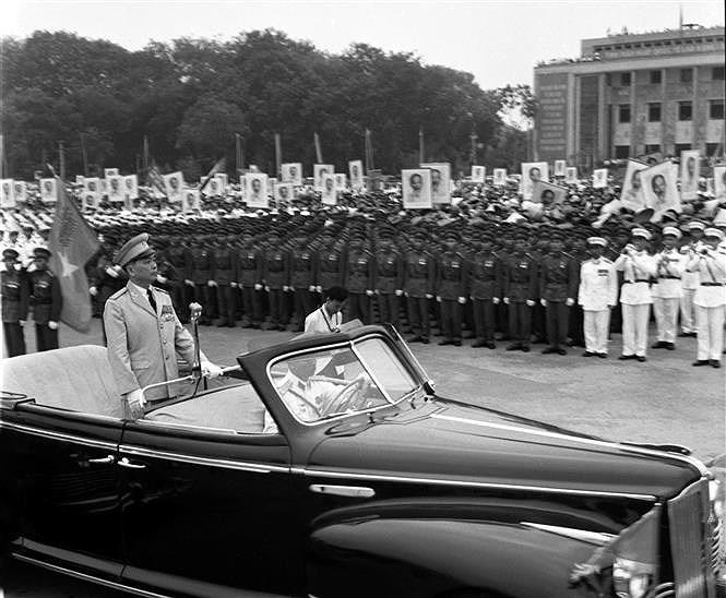 组图:武元甲大将——胡志明主席出色学生、越南民族传奇将领 hinh anh 11