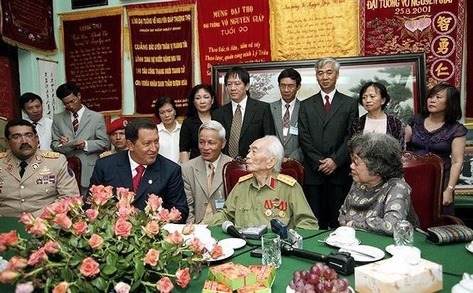 组图:武元甲大将——胡志明主席出色学生、越南民族传奇将领 hinh anh 2
