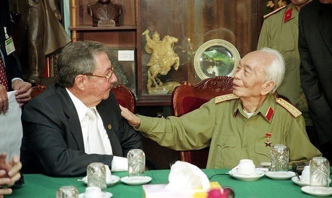 组图:武元甲大将——胡志明主席出色学生、越南民族传奇将领 hinh anh 3