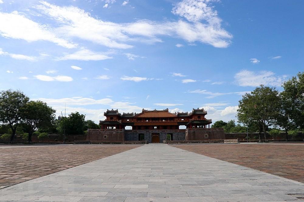 组图:午门广场—八月革命辉煌历史证据 hinh anh 2