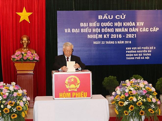 越南国会——最高国家权力机关和人民最高代表机构 hinh anh 5