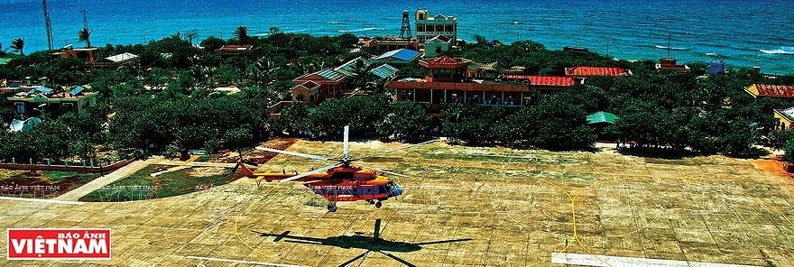 组图:简青山摄影师的越南海洋岛屿鸟瞰图 hinh anh 2