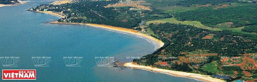 组图:简青山摄影师的越南海洋岛屿鸟瞰图 hinh anh 10