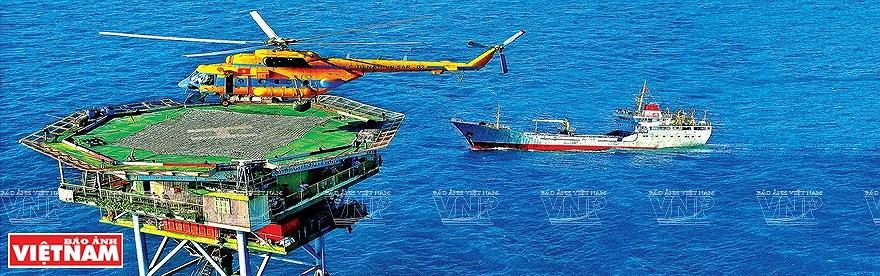 组图:简青山摄影师的越南海洋岛屿鸟瞰图 hinh anh 15