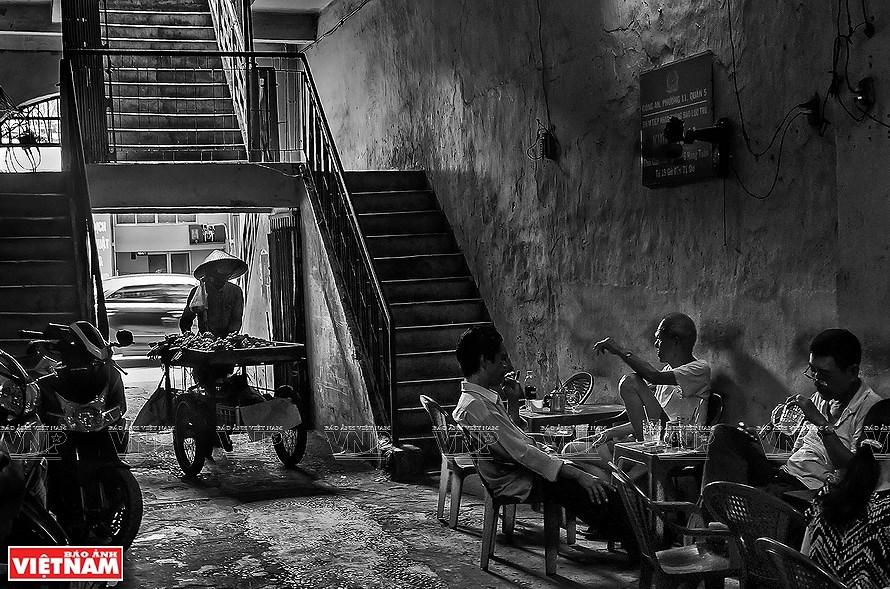 组图:胡志明市女摄影师眼里多姿多彩的越南生活 hinh anh 5
