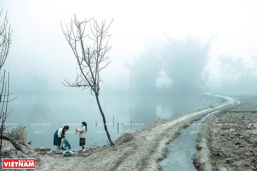 组图:胡志明市女摄影师镜头下的山区生活 hinh anh 5