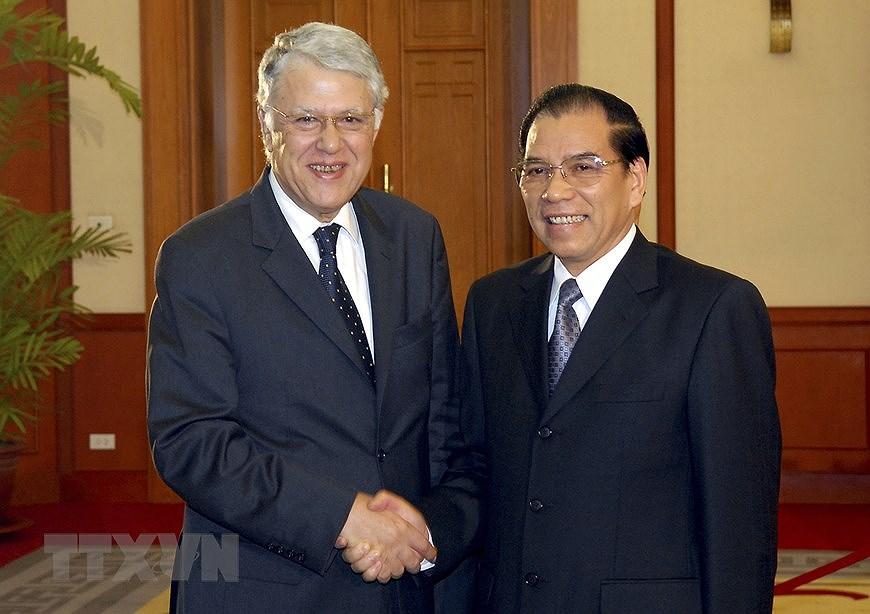 组图:越南与摩洛哥建交60周年:两国合作关系继续向前迈进 hinh anh 1