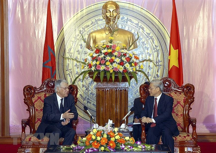 组图:越南与摩洛哥建交60周年:两国合作关系继续向前迈进 hinh anh 3