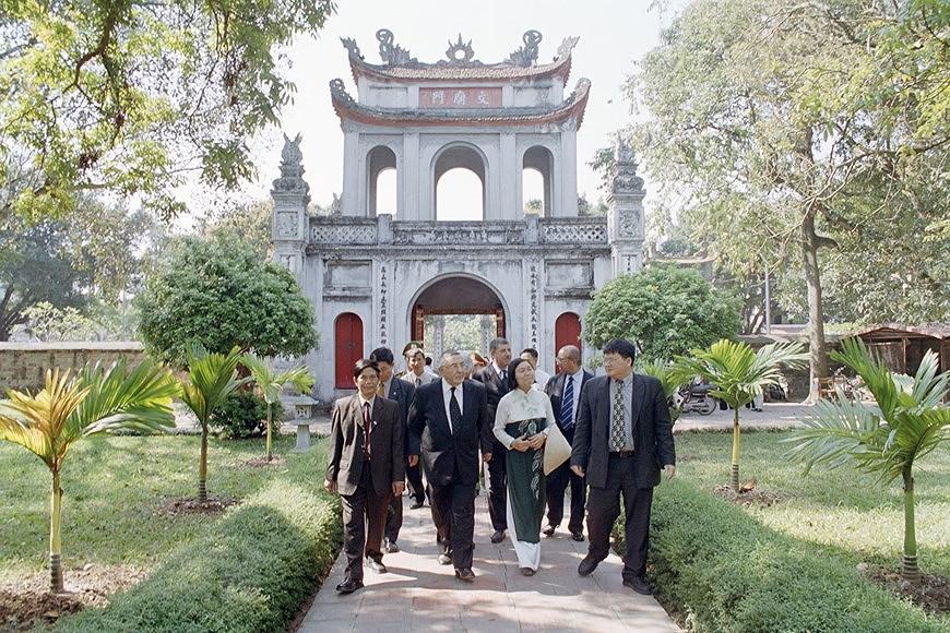 组图:越南与摩洛哥建交60周年:两国合作关系继续向前迈进 hinh anh 6