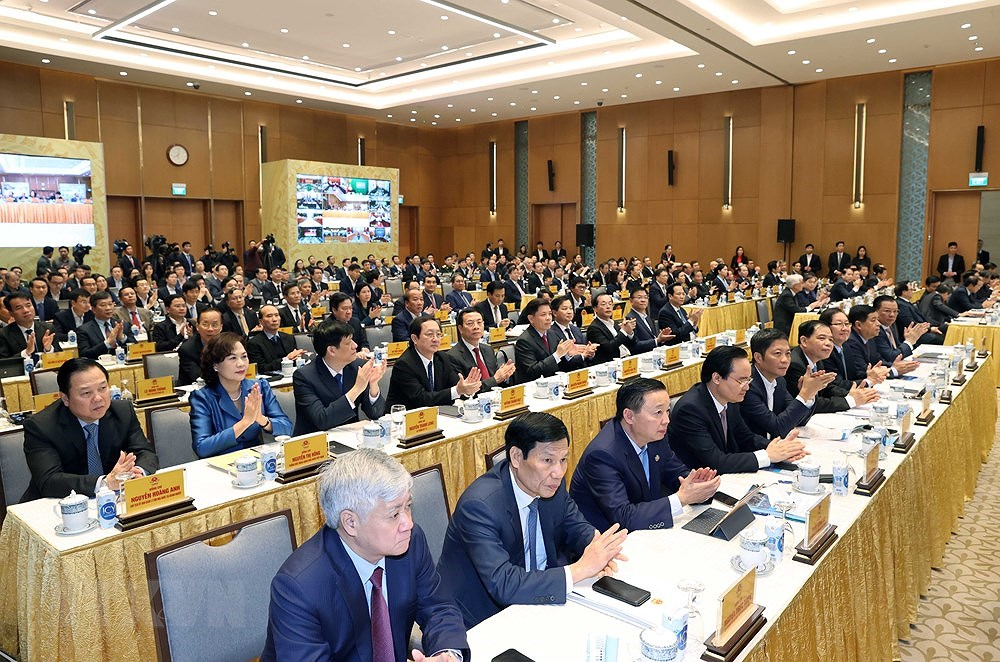 National conference on implementation of 14th NA's resolution hinh anh 6