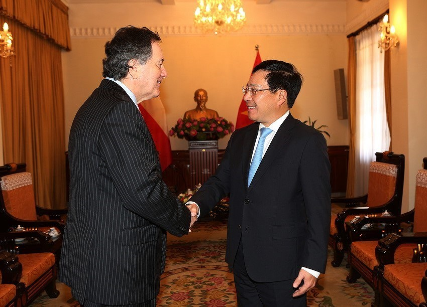 Vietnam, Chile enjoy growing comprehensive partnership hinh anh 2