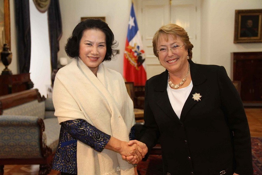 Vietnam, Chile enjoy growing comprehensive partnership hinh anh 6