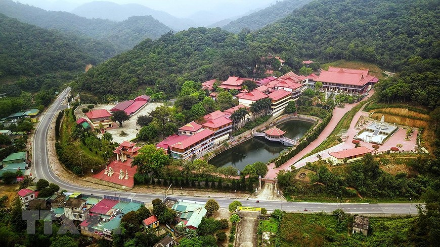 Yen Tu complex seeking UNESCO recognition hinh anh 1