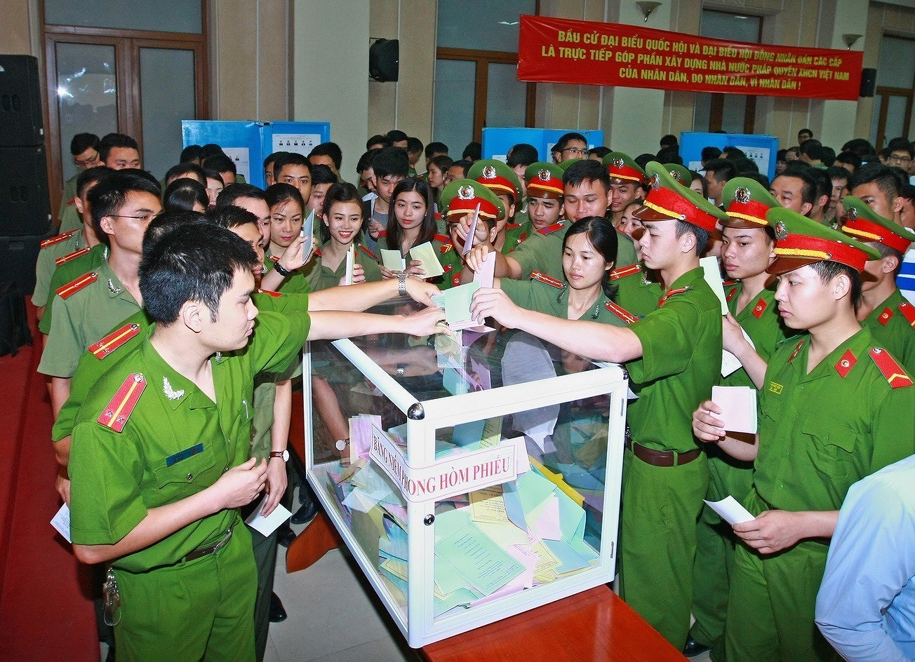 Election Day – festive day of all people hinh anh 4
