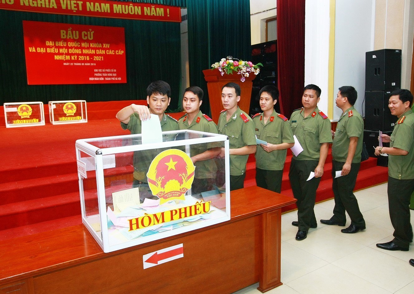 Election Day – festive day of all people hinh anh 5