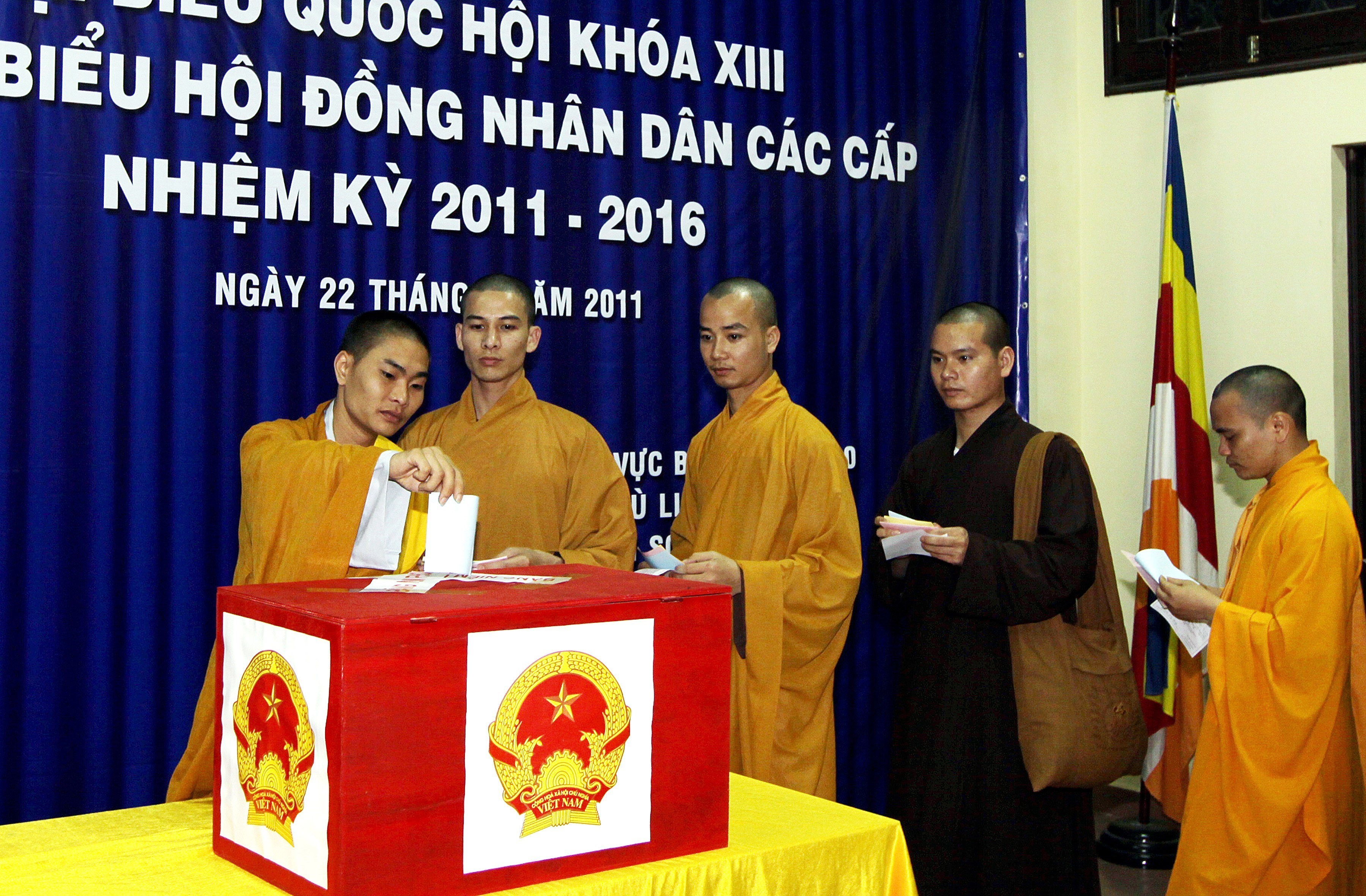 Election Day – festive day of all people hinh anh 8