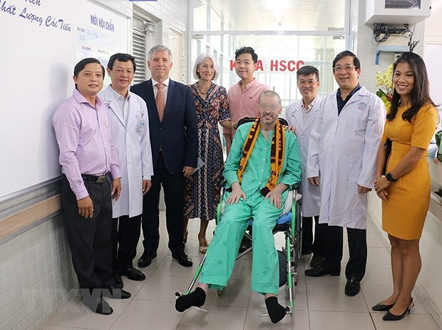 Vietnam a bright spot in keeping COVID-19 pandemic under control hinh anh 2