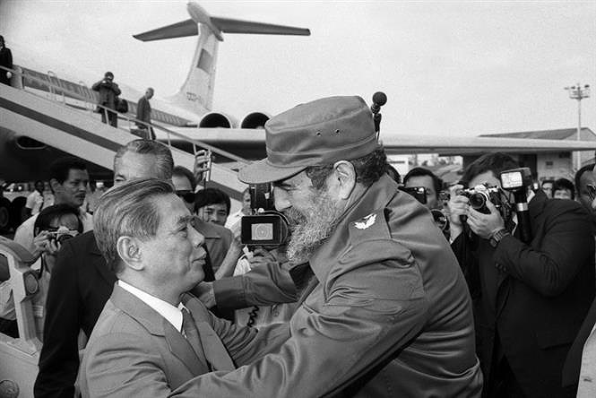 60 years of close relations between Vietnam and Cuba hinh anh 4