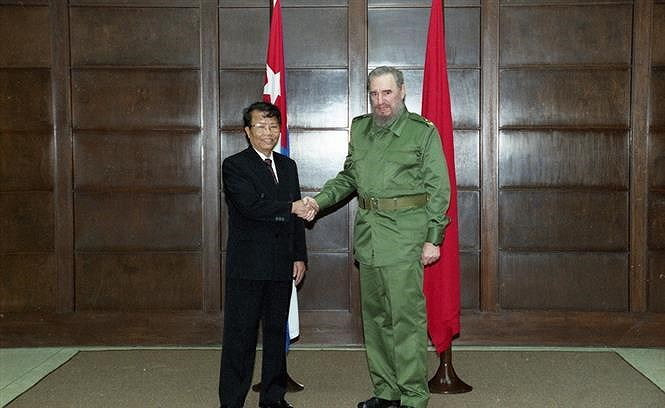 60 years of close relations between Vietnam and Cuba hinh anh 6