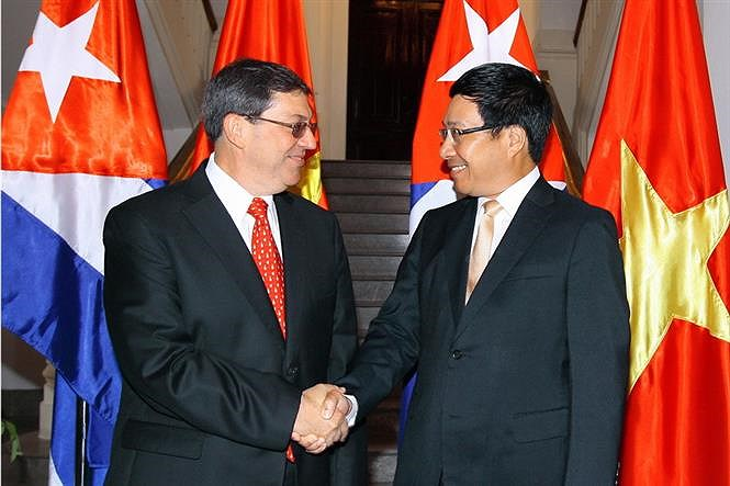 60 years of close relations between Vietnam and Cuba hinh anh 8