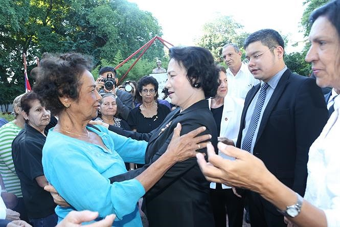 60 years of close relations between Vietnam and Cuba hinh anh 11