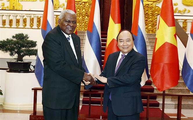 60 years of close relations between Vietnam and Cuba hinh anh 12